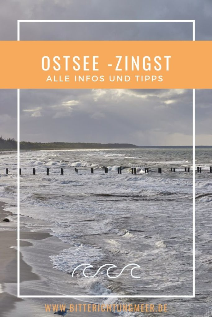Ostsee Zingst Pin