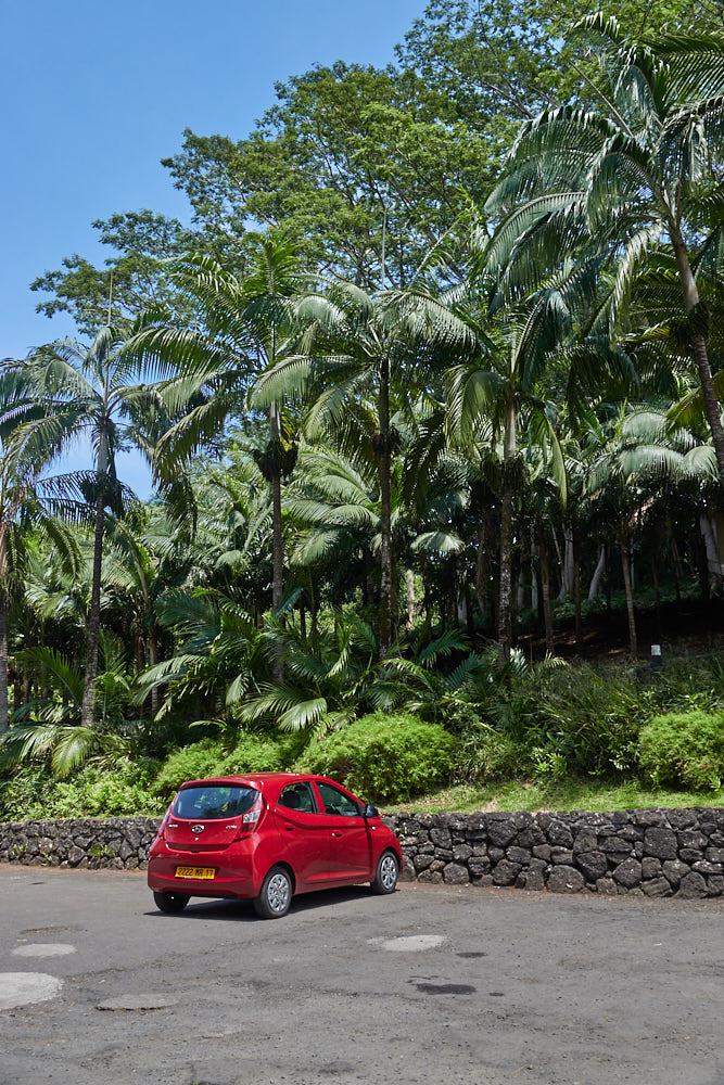 Mietwagen Mauritius