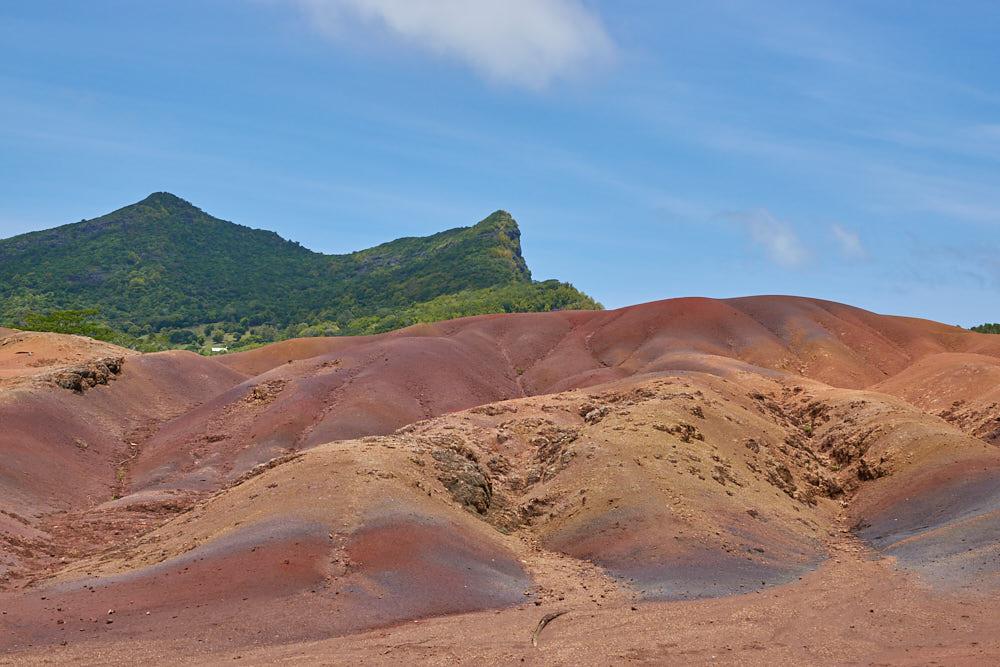 Mauritius Sehenswürdigkeiten Siebenfarbige Erde