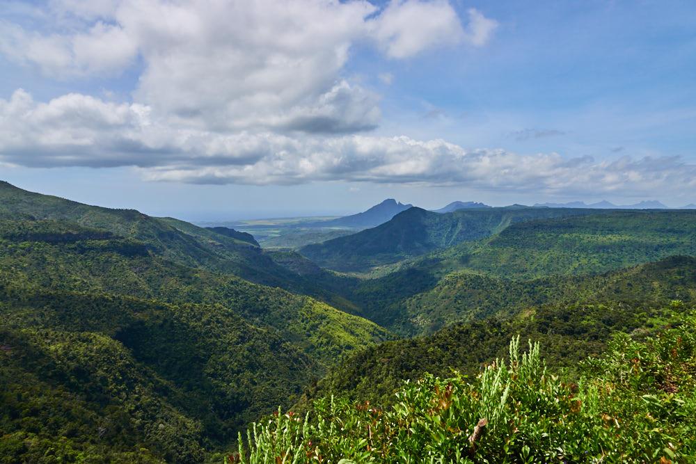 Mauritius Black Gorges River Nationalpark