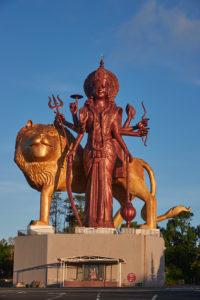 Mauritius Shiva Statue Grand Bassin
