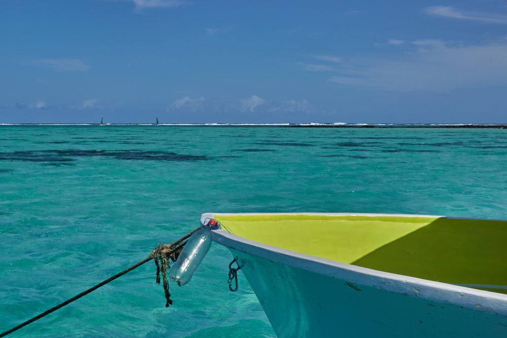 Mauritius Sehenswürdigkeiten Blue Bay