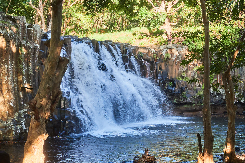 Mauritius Sehenswürdigkeiten Rochester Falls