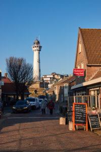 Egmond aan Zee Fußgängerzone