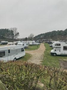 Wintercamping Egmond aan Zee