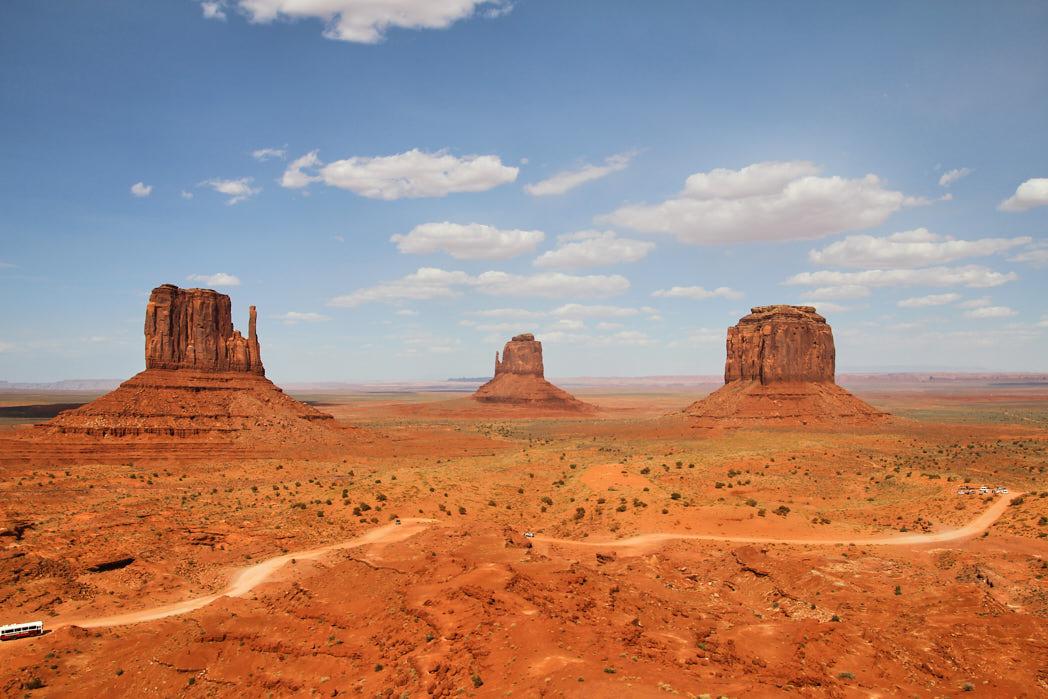 Monument Valley USA Rundreise Westen
