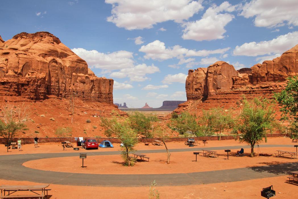 Monument Valley USA Nationalparks Rundreise Westen