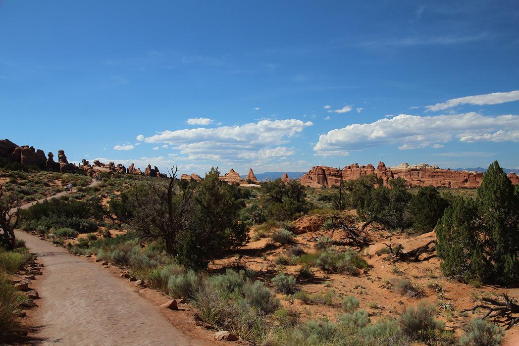 USA Rundreise Arches Nationalpark