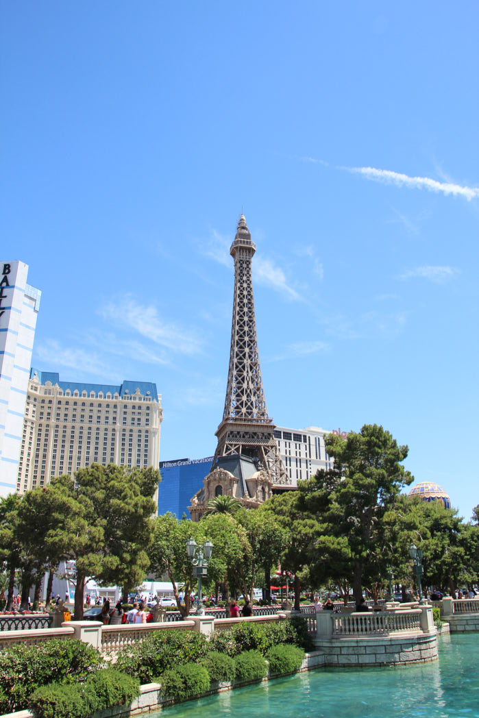 USA Rundreise Las Vegas Strip