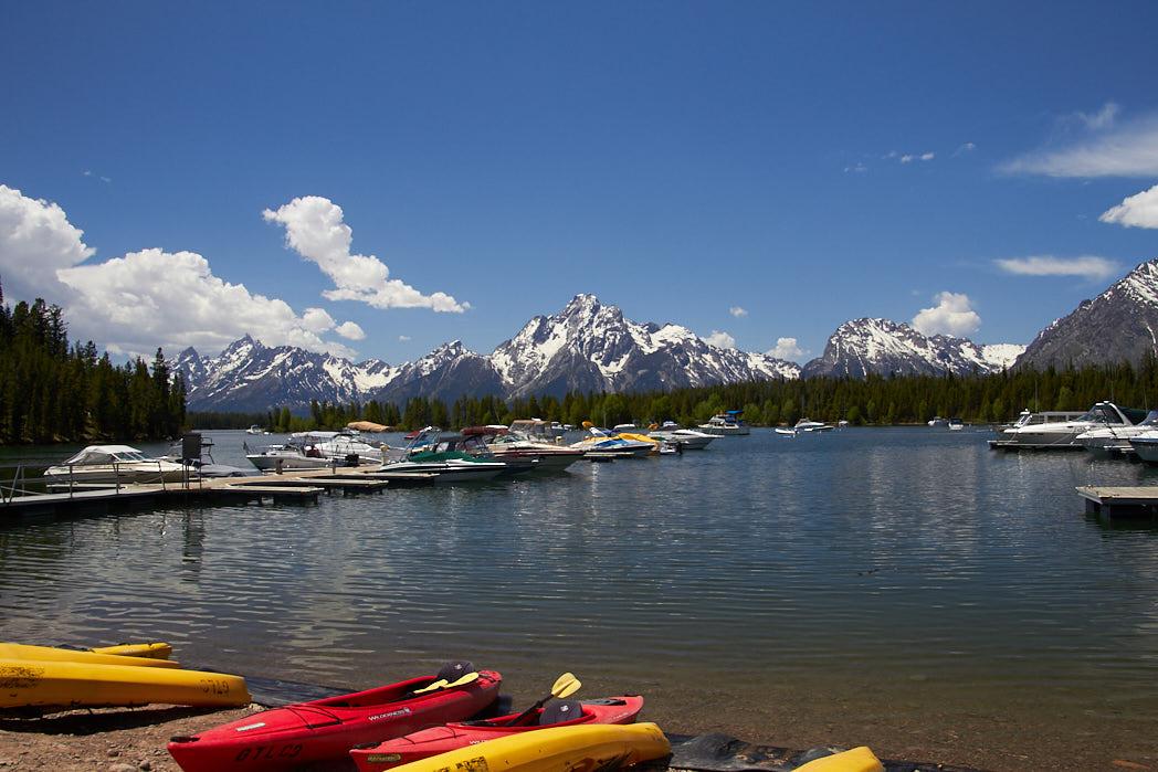 USA Westen Rundreise Grand Teton