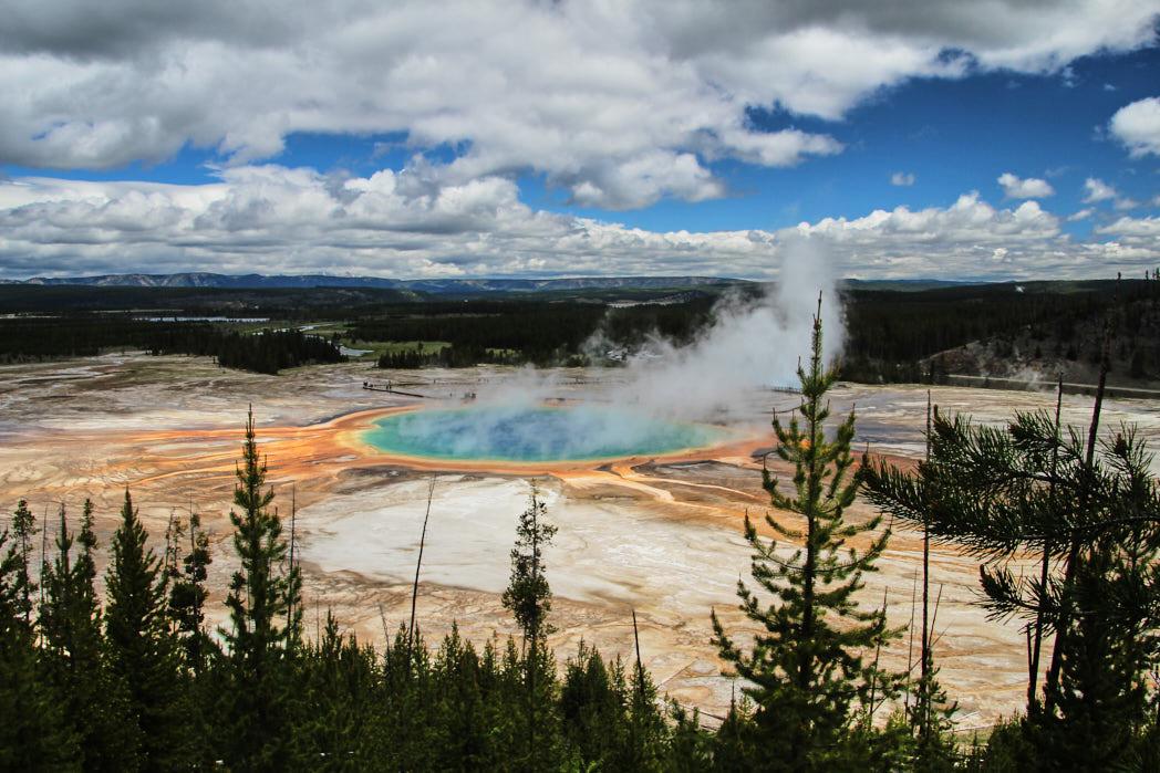 USA Rundreise Westen Yellowstone