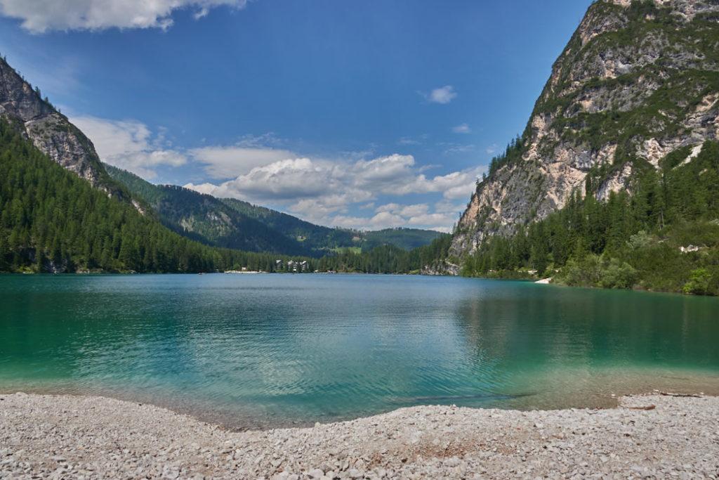 Reise- und Camping-Blog Pragser Wildsee Südtirol