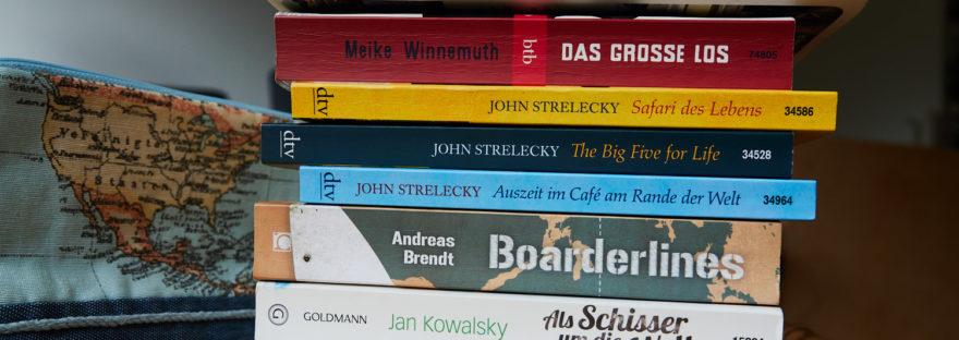 Buchempfehlungen Reisen und Persönlichkeitsentwicklung
