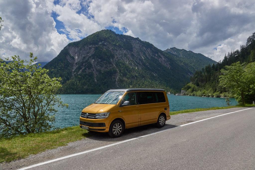VW California Plansee Österreich