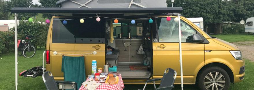 VW California Camping Geschenke Camperküche