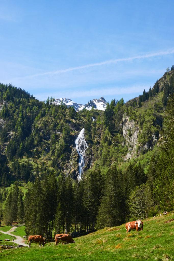 Wasserfall Steierischer Bodensee