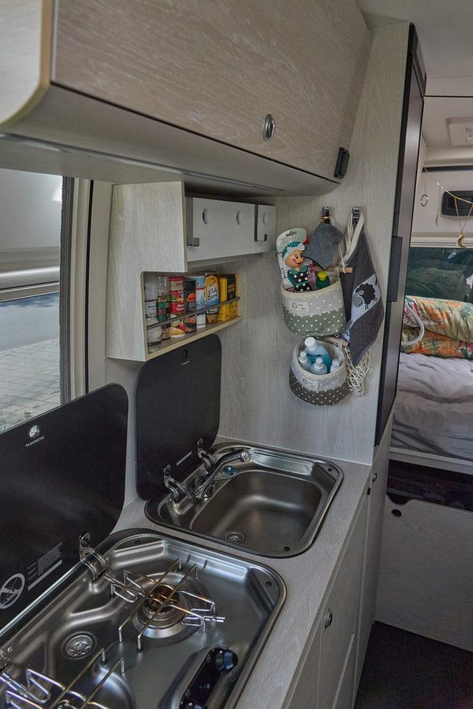 Tourne Mobil Küche