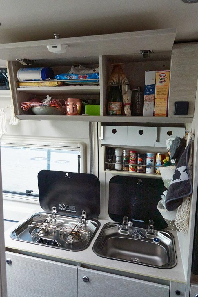 Küche Tourne Wohnmobil